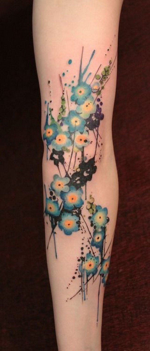 51 Pretty Flower Tattoo Ideas Page 11 Foliver Blog