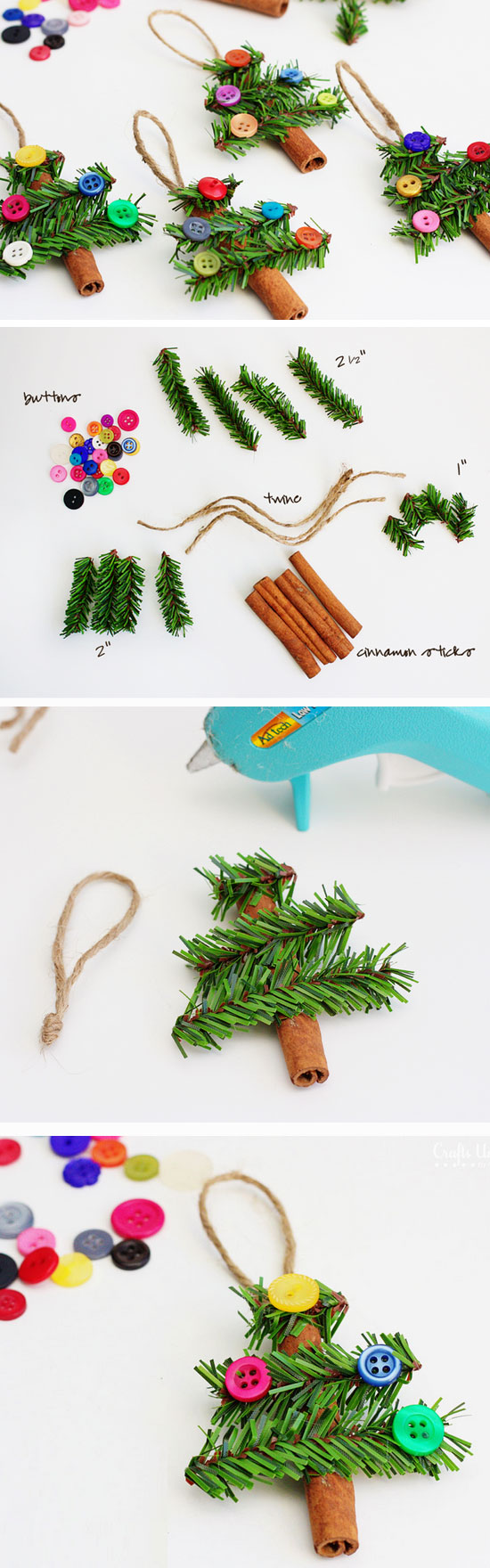 11 Super Easy DIY Christmas Crafts That Kids Can Make