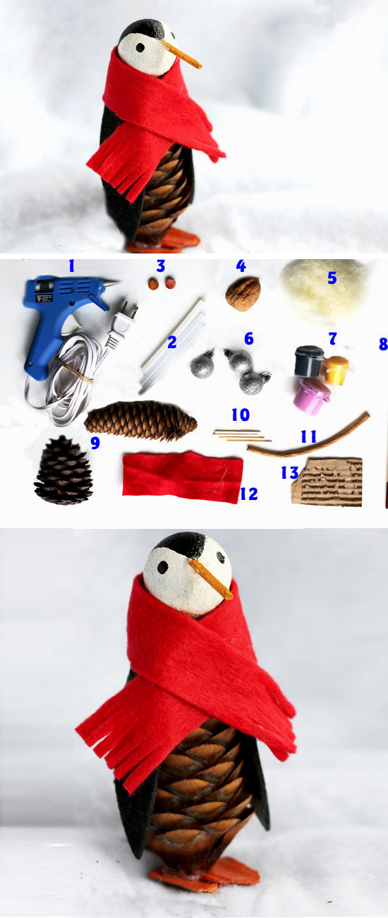 12 Super Easy DIY Christmas Crafts That Kids Can Make