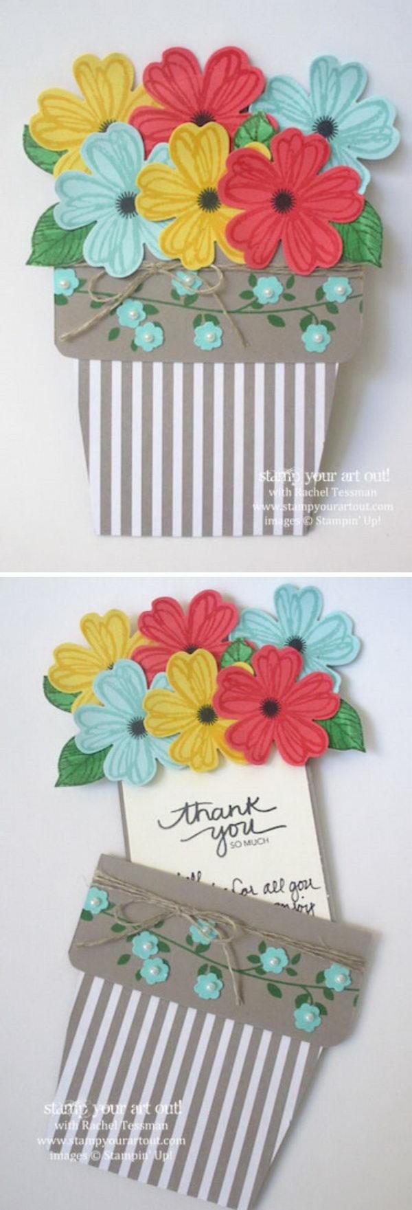 13 DIY Thanksgiving Greeting Cards