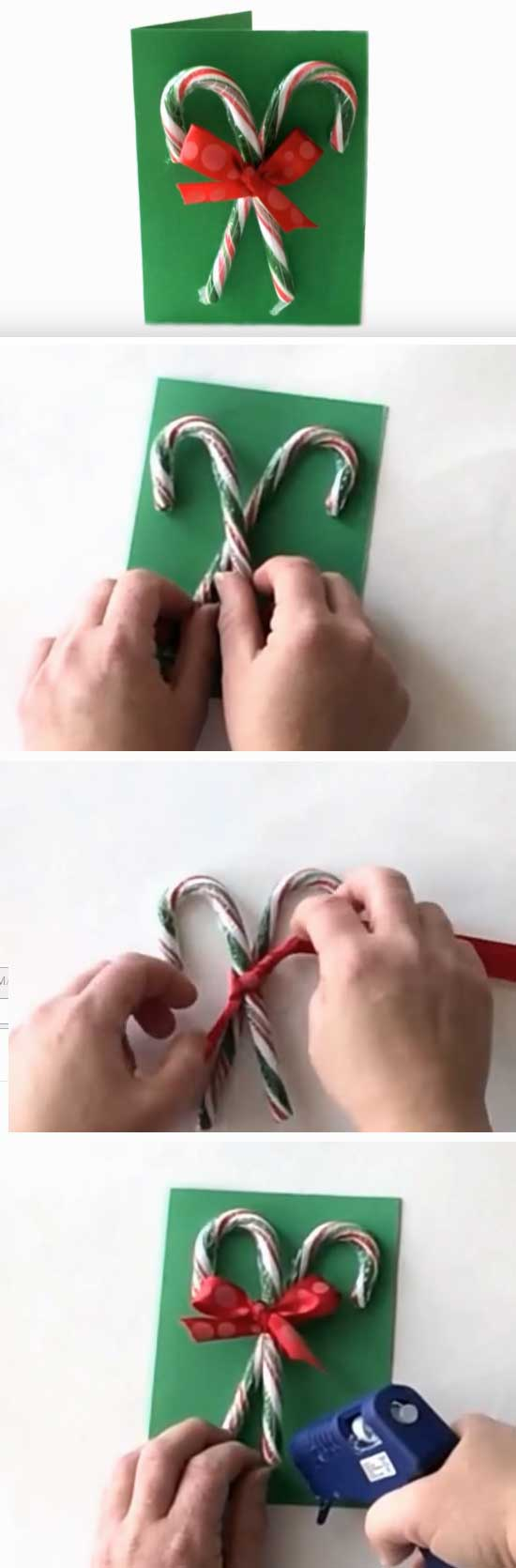 14 DIY Ideas and Tutorials to Create Your Very Own Christmas Card