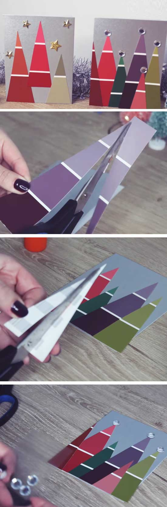 15 DIY Ideas and Tutorials to Create Your Very Own Christmas Card