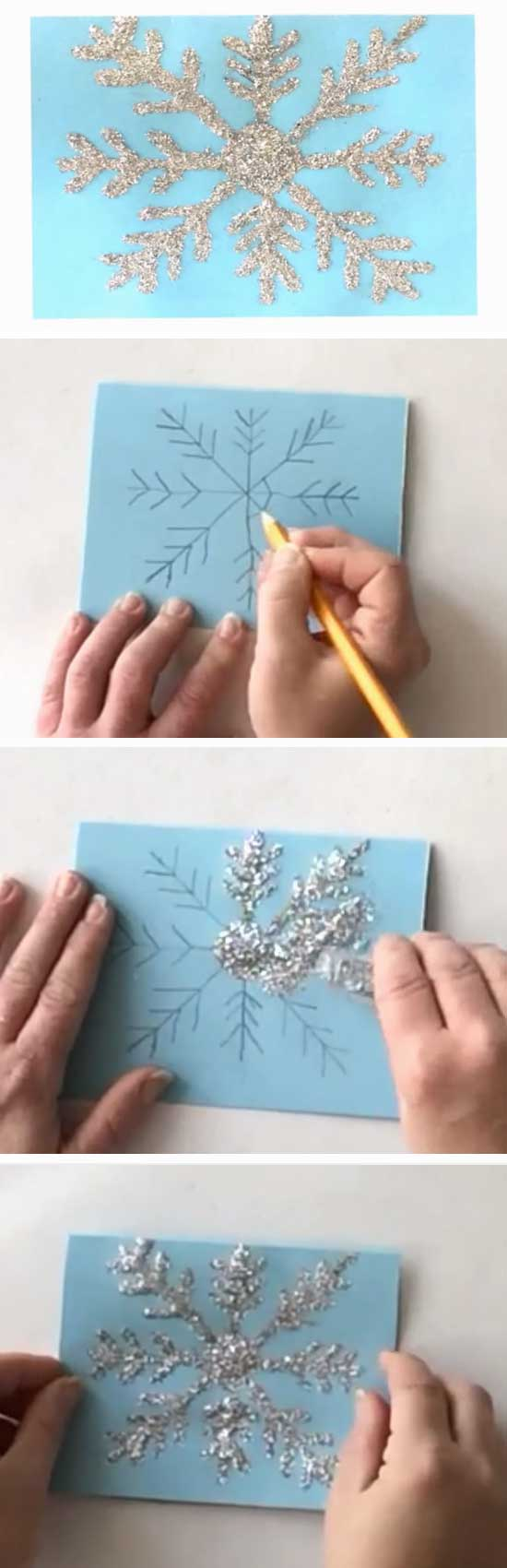 17 DIY Ideas and Tutorials to Create Your Very Own Christmas Card