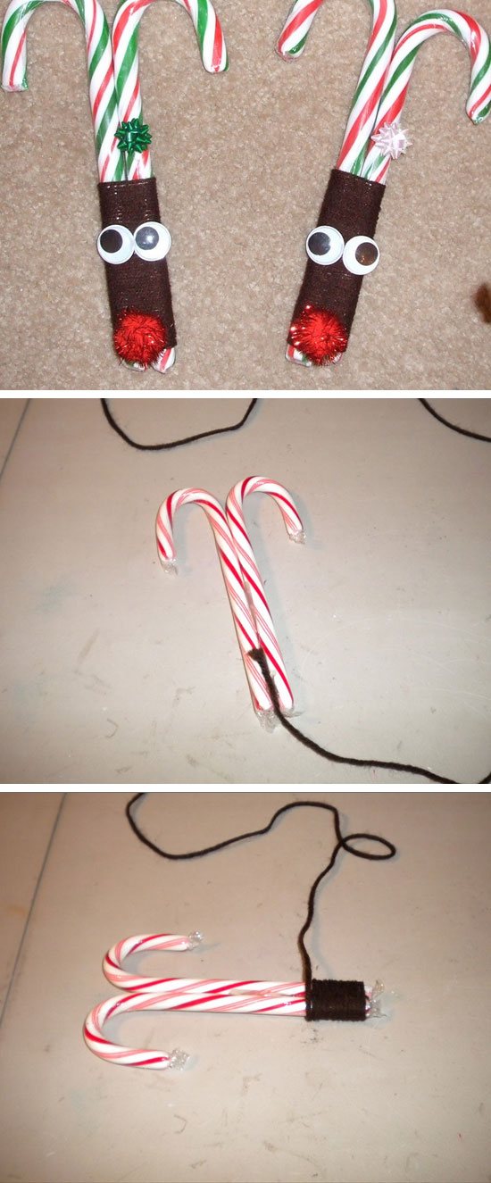 19 Super Easy DIY Christmas Crafts That Kids Can Make