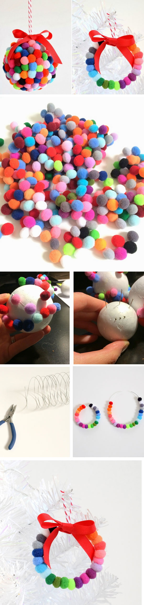 21 Super Easy DIY Christmas Crafts That Kids Can Make