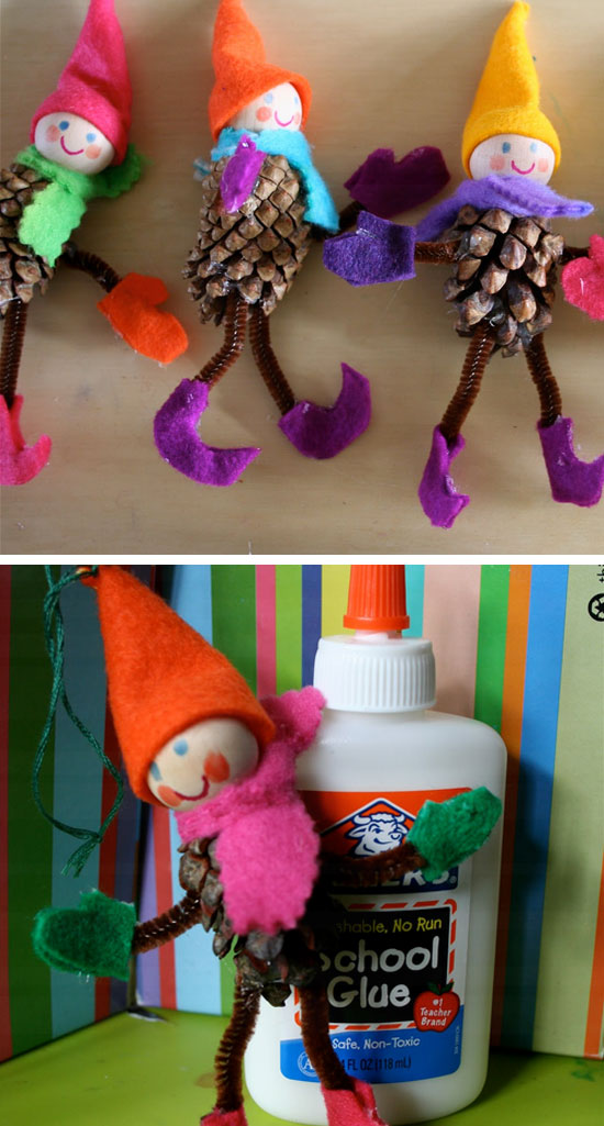 23 Super Easy DIY Christmas Crafts That Kids Can Make