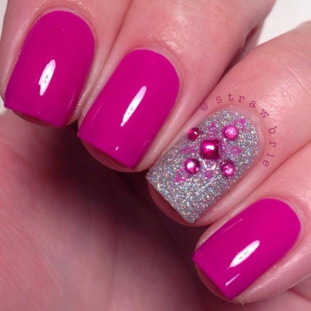 80 Nail Designs for Short Nails – Page 29 – Foliver blog