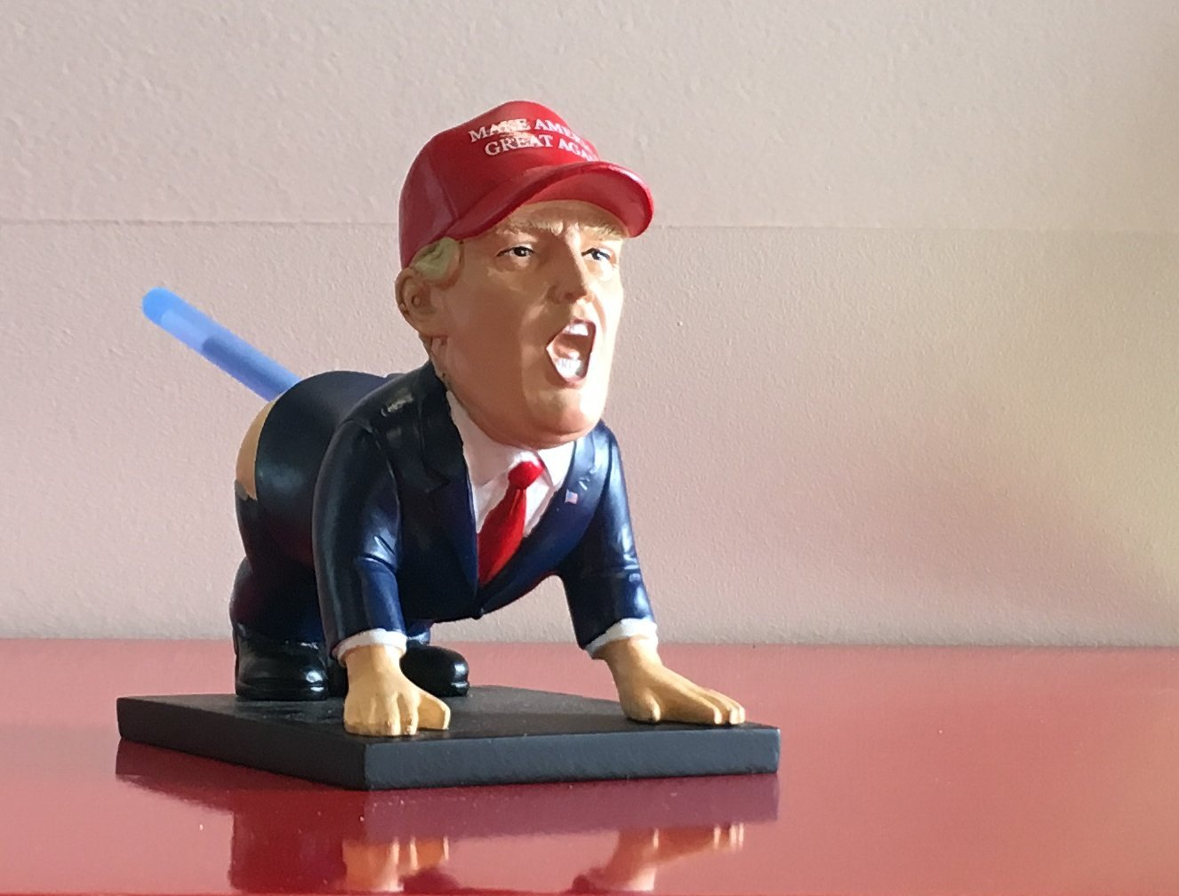3 The Original Dump-a-Trump Pen Holder