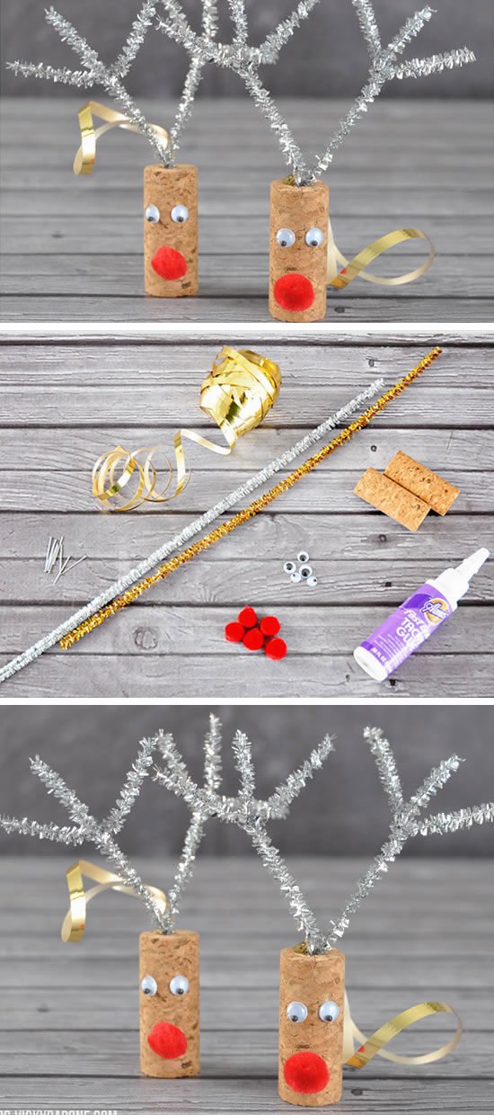 30 Super Easy DIY Christmas Crafts That Kids Can Make
