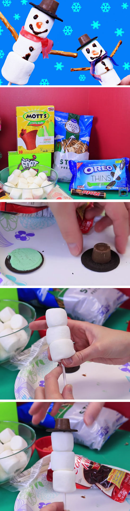 31 Super Easy DIY Christmas Crafts That Kids Can Make