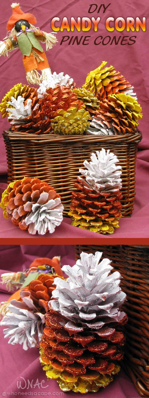 32 Easy Thanksgiving Crafts To Make