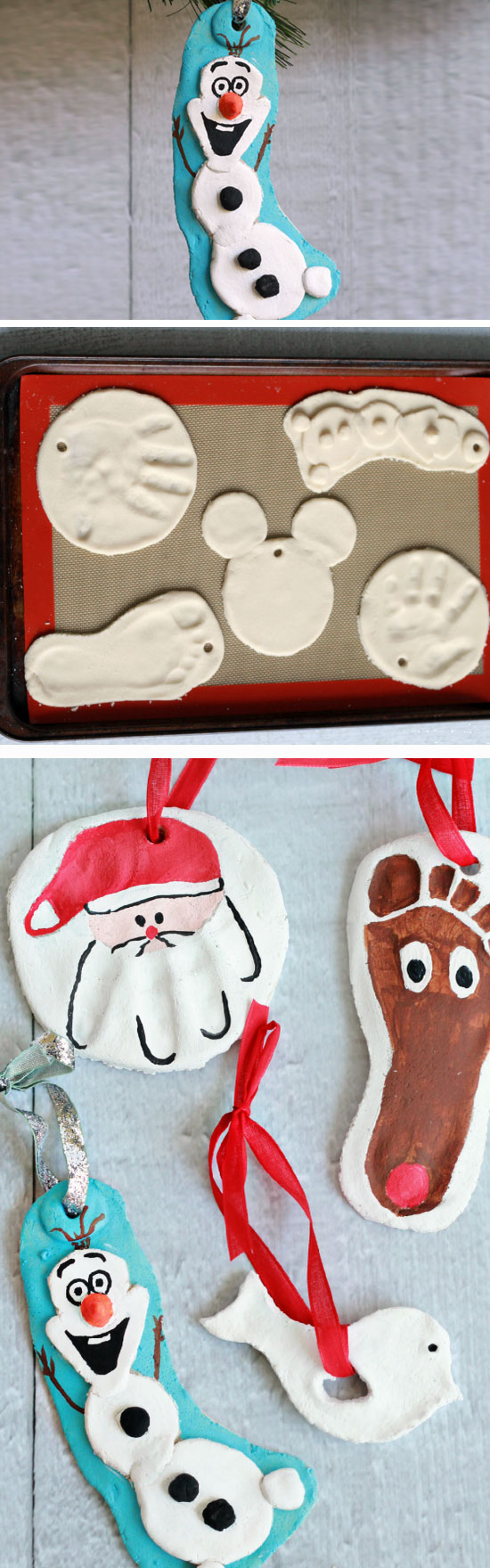 32 Super Easy DIY Christmas Crafts That Kids Can Make