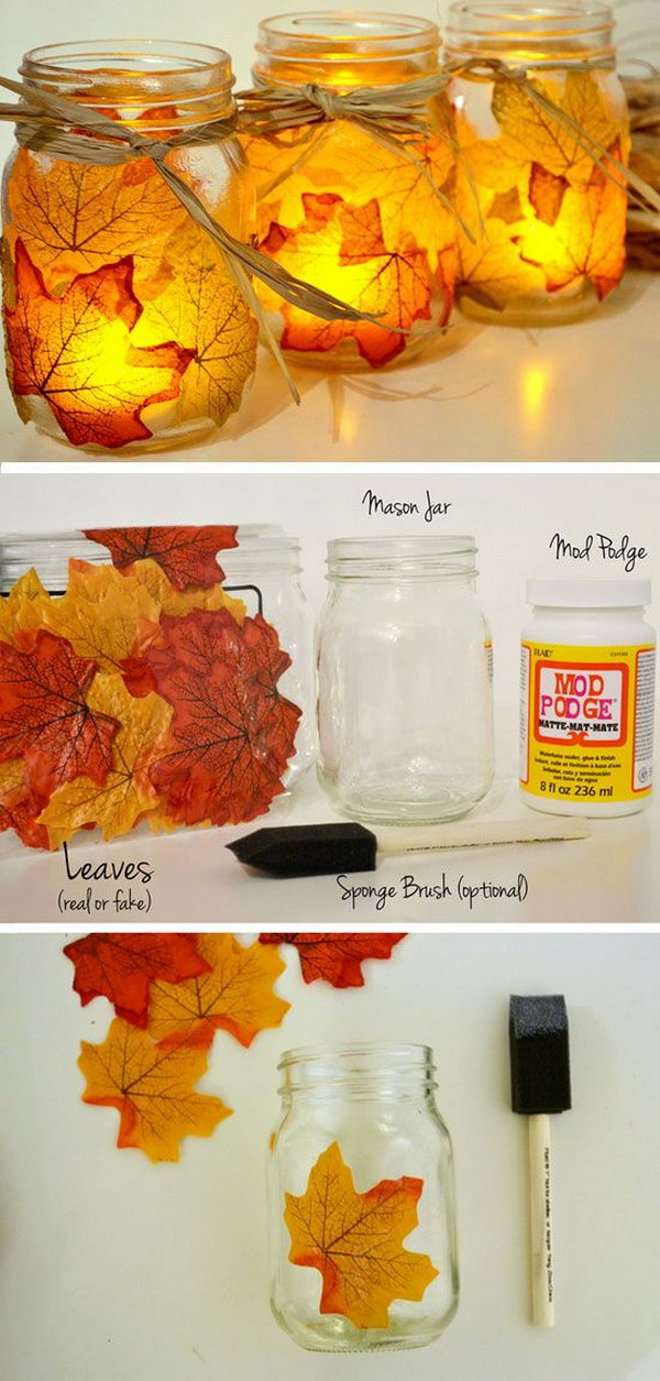 33 Easy Thanksgiving Crafts To Make