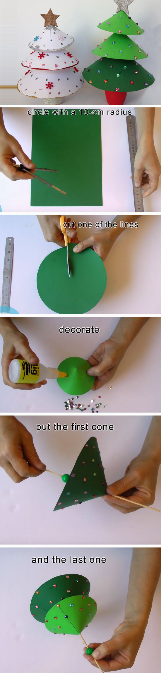 35 Super Easy DIY Christmas Crafts That Kids Can Make