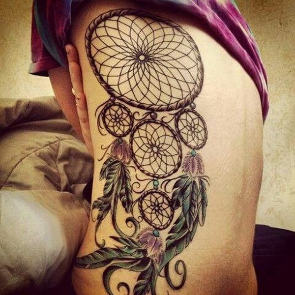 39 Dreamcatcher tattoos