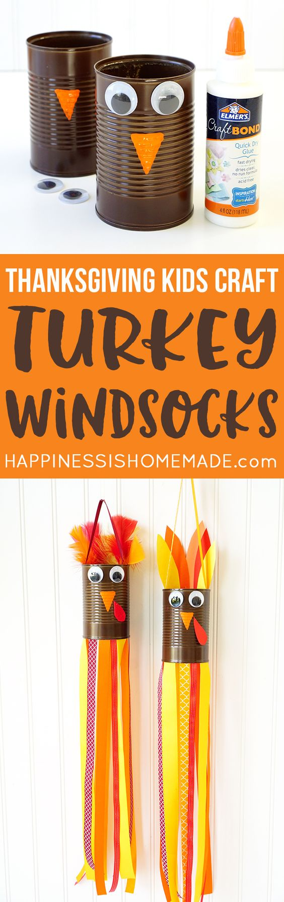 4 Easy Thanksgiving Crafts To Make