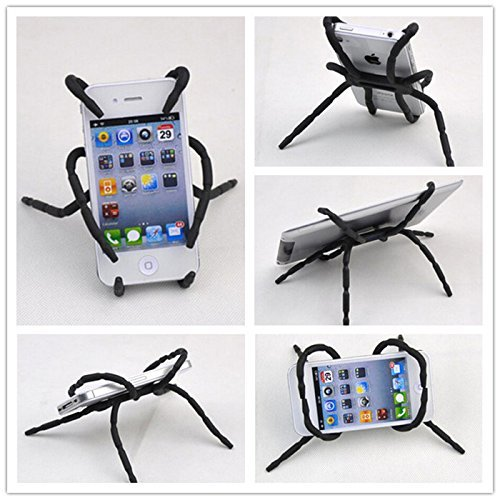 4 Rienar Universal Multi-Function Portable Spider Flexible Grip Holder