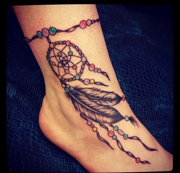 47 Dreamcatcher Tattoo Design Ideas Page 45 Foliver Blog