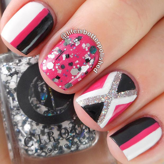80 Nail Designs For Short Nails Page 48 Foliver Blog