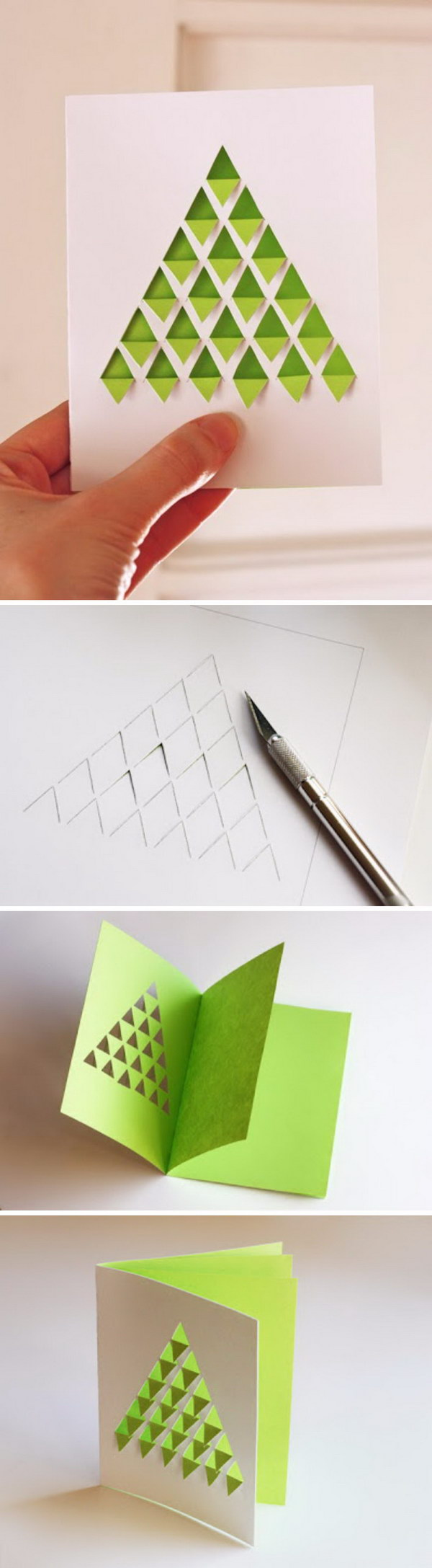 5 DIY Ideas and Tutorials to Create Your Very Own Christmas Card