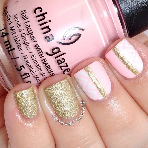 80 Nail Designs For Short Nails Page 55 Foliver Blog