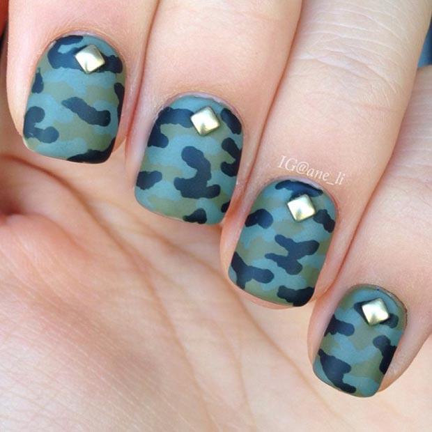 80 Nail Designs For Short Nails Page 60 Foliver Blog