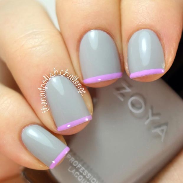 80 Nail Designs For Short Nails Page 61 Foliver Blog
