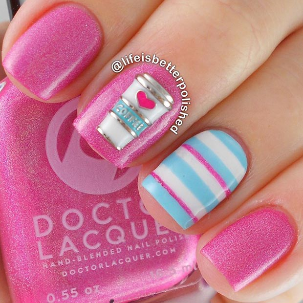 80 Nail Designs For Short Nails Page 70 Foliver Blog
