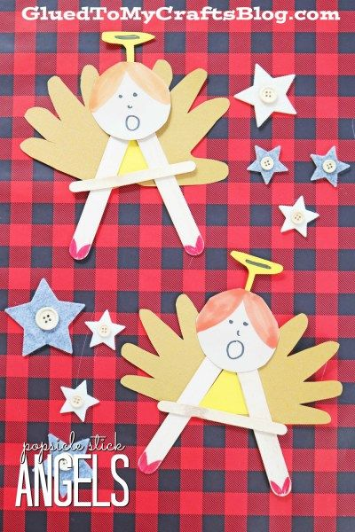 8 DIY Ideas and Tutorials to Recycle Popsicle Sticks for Christmas