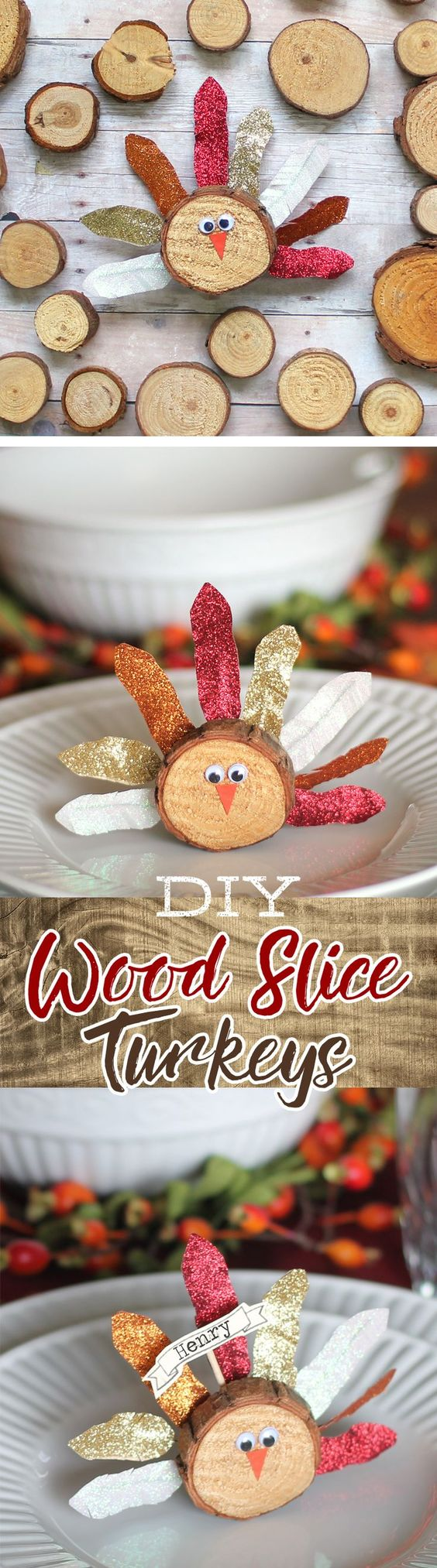 9 Easy Thanksgiving Crafts To Make