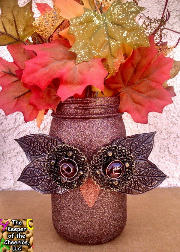 1 DIY Fall Decoration Projects