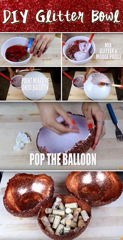 1 Easy DIY Ideas to Create Unique Bowls