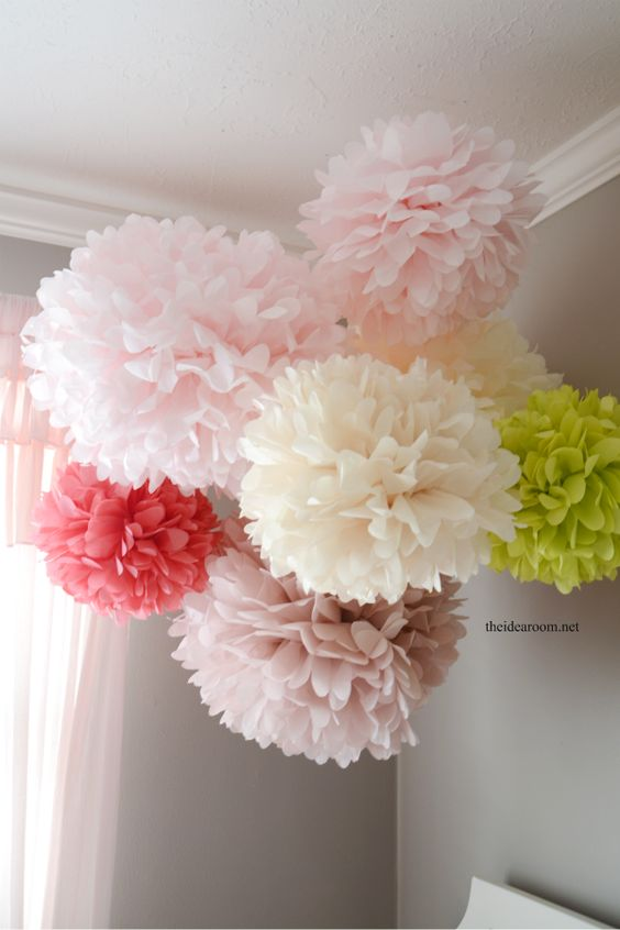 1 Easy DIY Tissue Paper Crafts