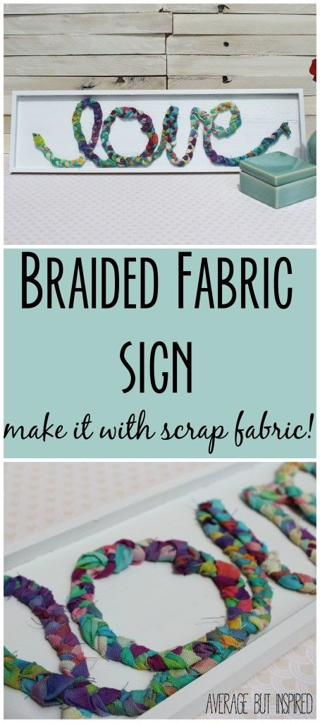1 Great DIY Ideas  and  Tutorials to Upcycle Your Leftover Fabric Scraps