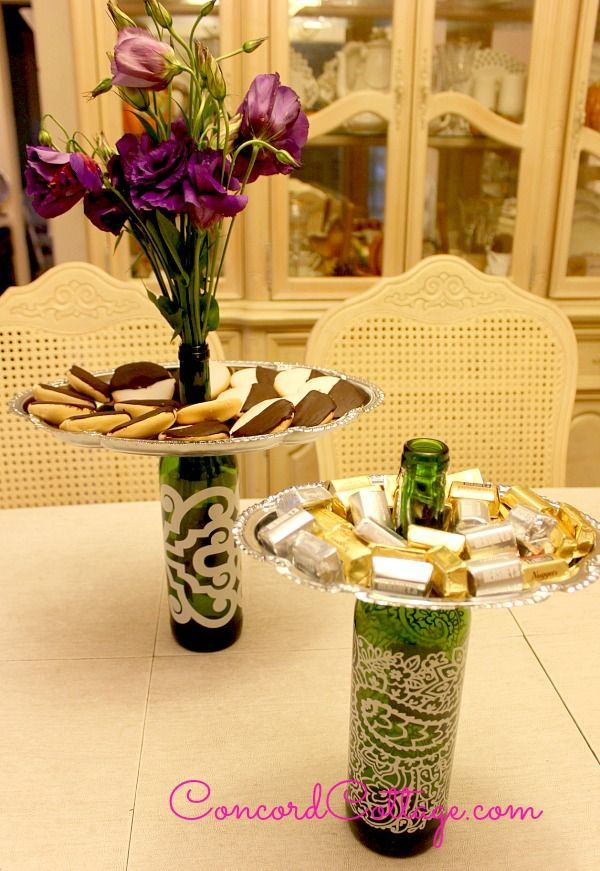 10 Awesome Wine Bottle Centerpieces For Any Table
