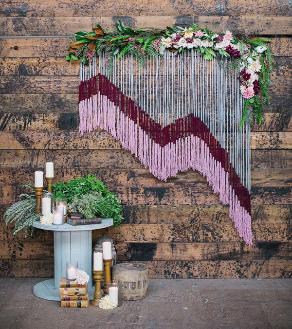 11 Awesome DIY Ideas and Tutorials Using Yarn