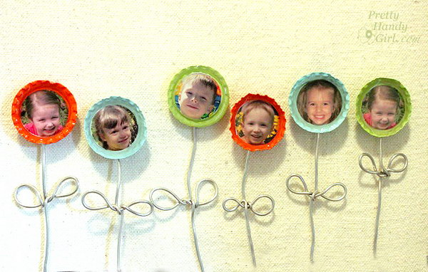 12 Awesome Ideas and Tutorials to Craft with Bottle Caps