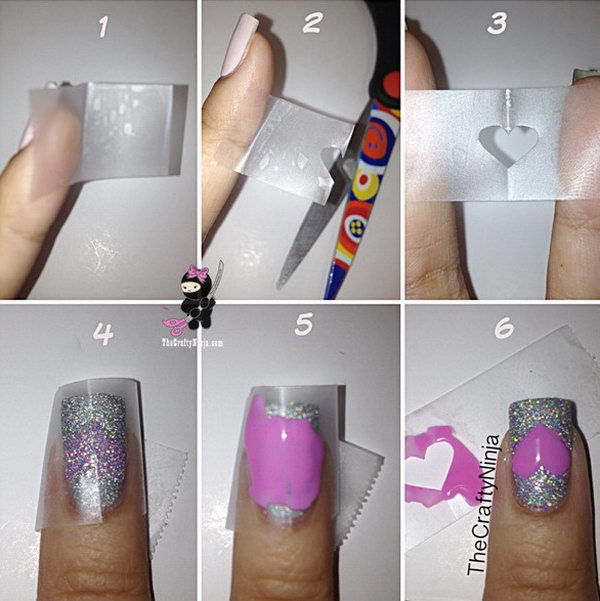 13 Easy And Fun Nail Art Tutorials