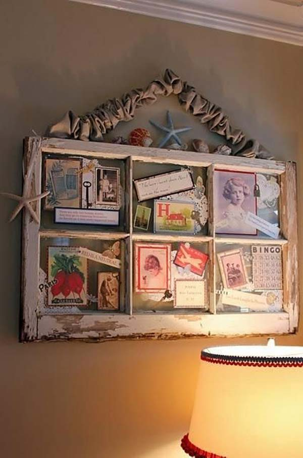 25 Awesome Diy Ideas Tutorials To Repurpose Old Windows Page 15