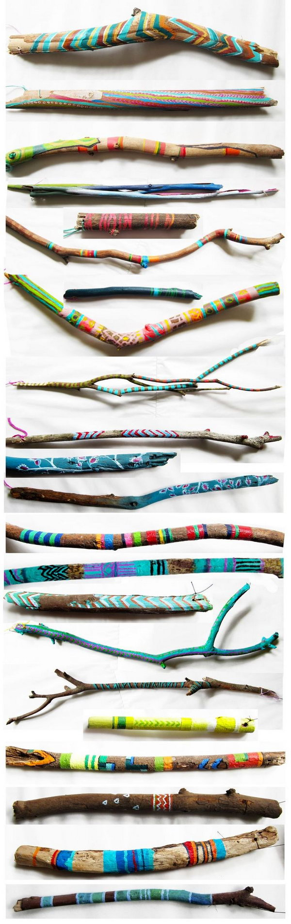 15 Awesome Twig Crafts for Kids With Lots of Tutorials