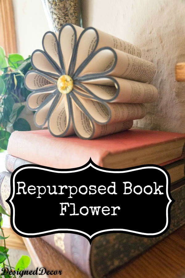 15 Cool DIY Projects Made With Old Books