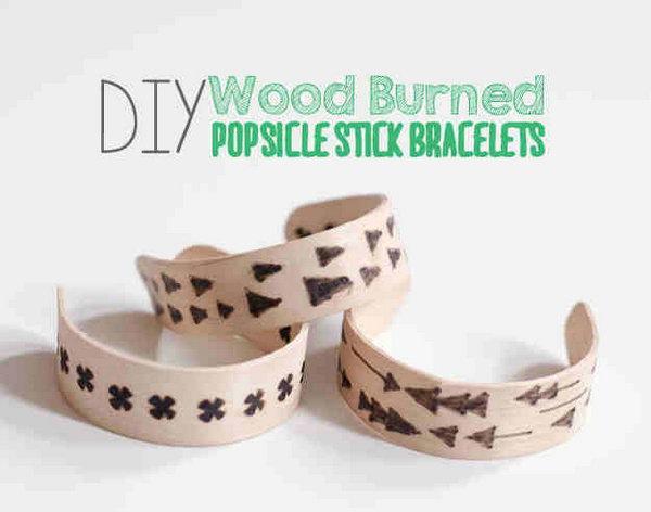 15 DIY Wood Burning Art Project Ideas and amp; Tutorials