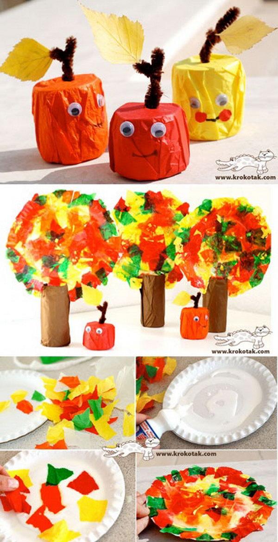 15 Easy DIY Tissue Paper Crafts