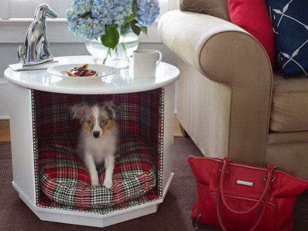 16 Creative DIY Pet Bed Ideas  and  Tutorials