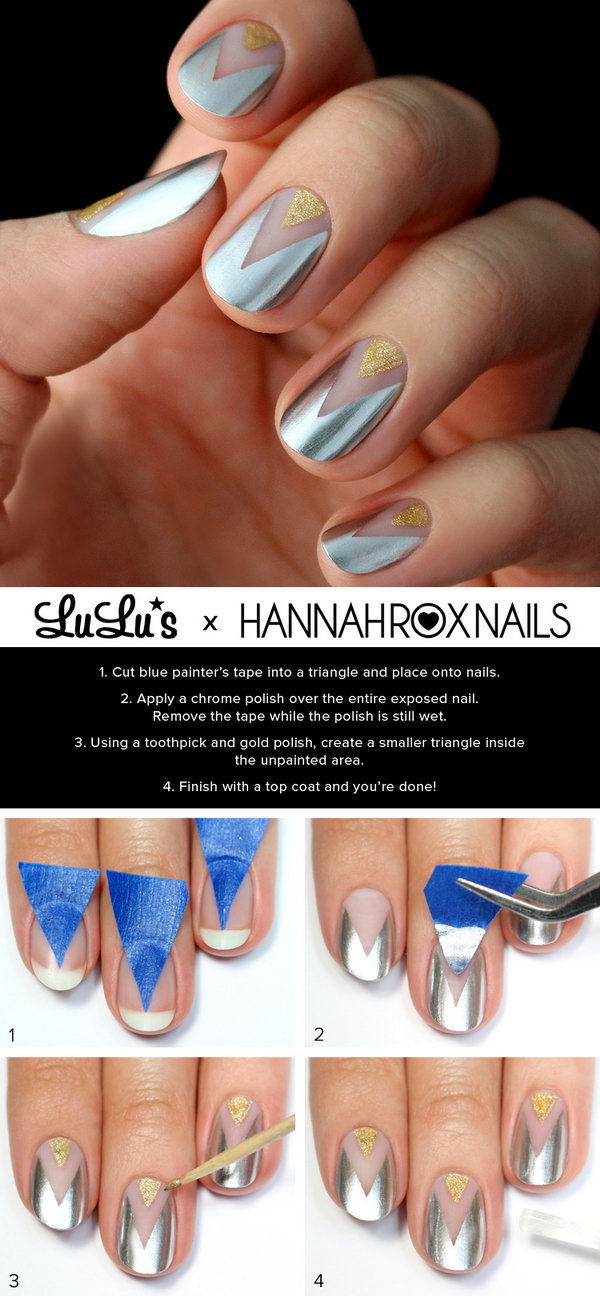 17 Easy and Fun Nail Art Tutorials