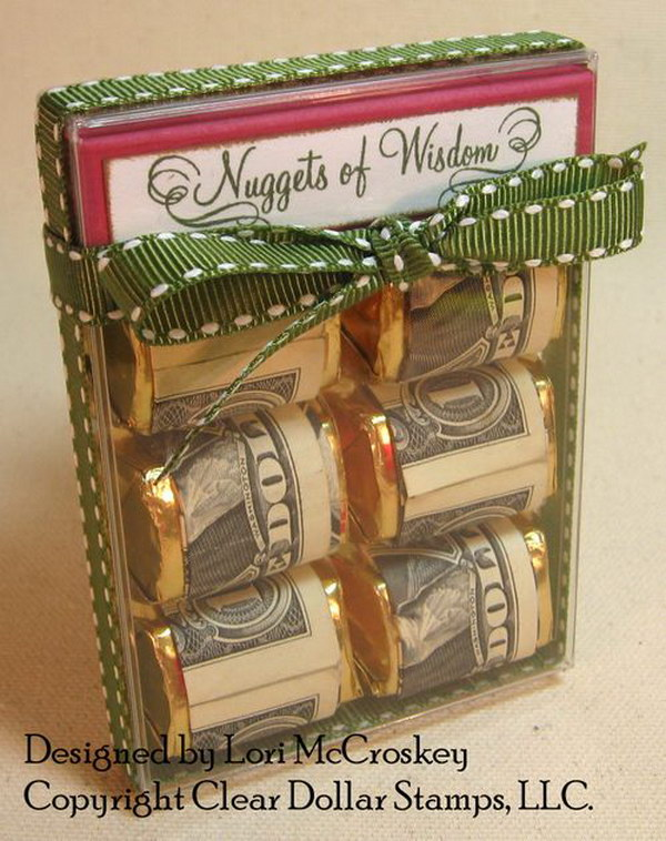 18 Fun and Creative Ways to Give Money as a Gift