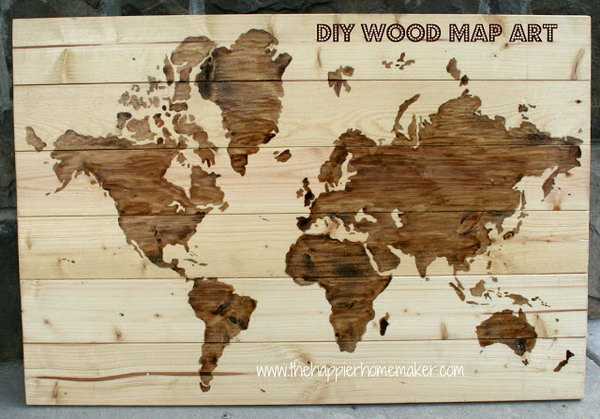 32 Diy Wood Burning Art Project Ideas Page 19 Foliver Blog