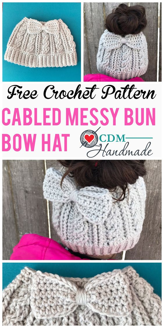2 Awesome Crochet Projects With Lots of Free Patterns For Beginners