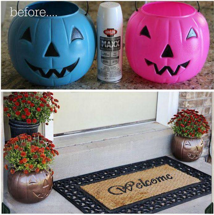2 DIY Fall Decoration Projects