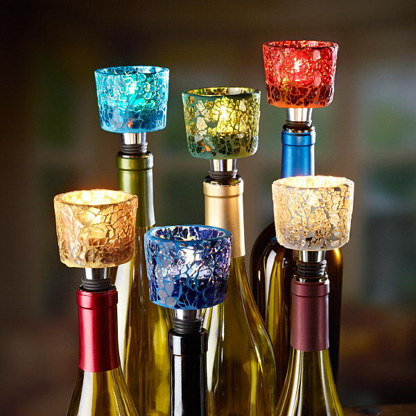 21 Awesome Wine Bottle Centerpieces For Any Table
